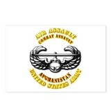 Emblem - Air Assault - Cbt Aslt - Afghanistan Post