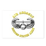 Emblem - Air Assault Postcards (Package of 8)
