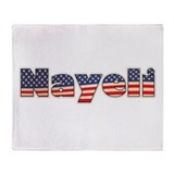 American Nayeli Throw Blanket