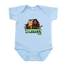 Cute Kurt Infant Bodysuit