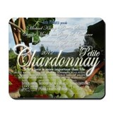 Petite Chardonnay 2012 Mousepad