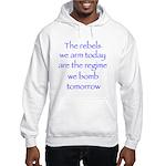 ArmedRebelsBl Hooded Sweatshirt