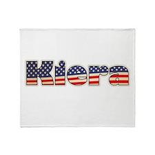 American Kiera Throw Blanket