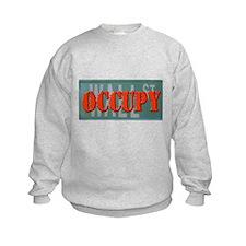 #OccupyWallStreet Sweatshirt