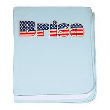 American Brisa baby blanket