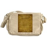 Twilight Cullen Treaty Messenger Bag