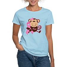 Monkey Cancer Hope T-Shirt