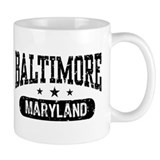 Baltimore Maryland Small Mug