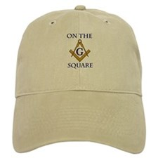 """On the Square"" Baseball Cap"