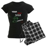 Section 11 Women's Dark Pajamas