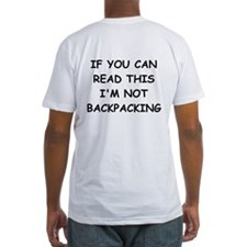 Shirt Great Backpacker Gift