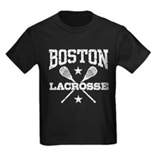 Boston Lacrosse T