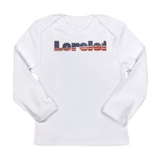 American Lorelei Long Sleeve Infant T-Shirt