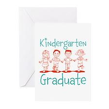 Kindergarten Graduate Greeting Cards (Pk of 20)