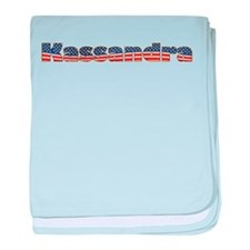 American Kassandra baby blanket