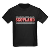 'Girl From Scotland' T