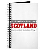 'Girl From Scotland' Journal