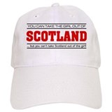 'Girl From Scotland' Cap