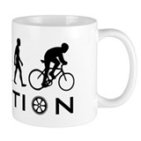 Evolution Of Bike Mug