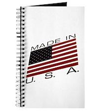 MADE IN U.S.A. CAMPAIGN IX Journal