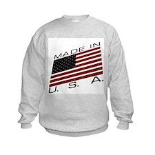 MADE IN U.S.A. CAMPAIGN IX Sweatshirt