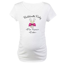 Bachelorette Party (Type In Name & Date) Shirt