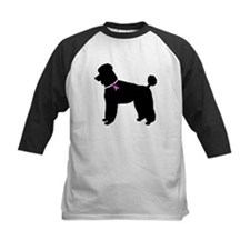 Poodle Breast Cancer Support Tee