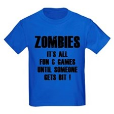 Zombies Fun and Games T