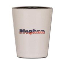 American Meghan Shot Glass