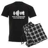 Awesome halloween Men's Pajamas Dark