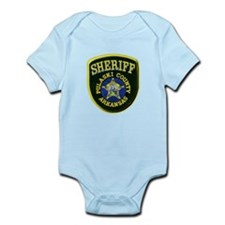 Pulaski County Sheriff Infant Bodysuit