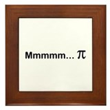 mmmmm...PI Framed Tile