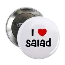 "I * Salad 2.25"" Button (10 pack)"