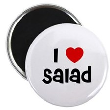 "I * Salad 2.25"" Magnet (10 pack)"