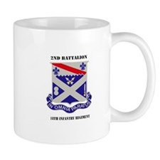 DUI - 2nd Battalion 18th Infantry Rgt with Text Mu