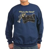 NB/Yorki Who's The Boss? Sweatshirt