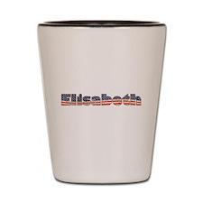 American Elisabeth Shot Glass