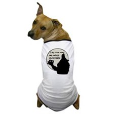 Big foot Dog T-Shirt