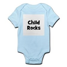 Child Rocks Infant Creeper