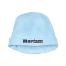 American Mariam baby hat