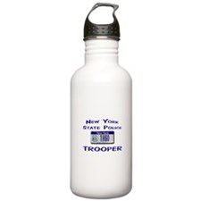 New York State Police Water Bottle