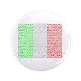 "Italian Cities Flag 3.5"" Button (100 pack)"