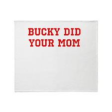 College basketball Throw Blanket