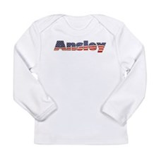 American Ansley Long Sleeve Infant T-Shirt