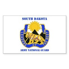 DUI-SOUTH DAKOTA ANG WITH TEXT Decal