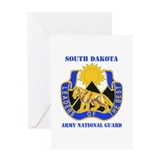 DUI-SOUTH DAKOTA ANG WITH TEXT Greeting Card