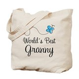 Granny (World's Best) Tote Bag