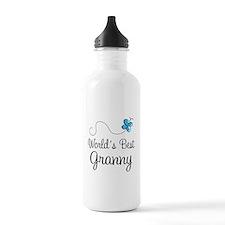 Granny (World's Best) Water Bottle