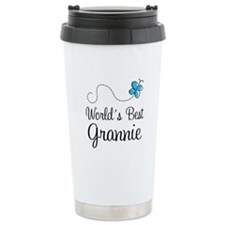 Grannie (World's Best) Ceramic Travel Mug