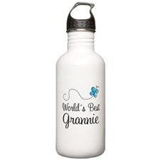 Grannie (World's Best) Water Bottle
